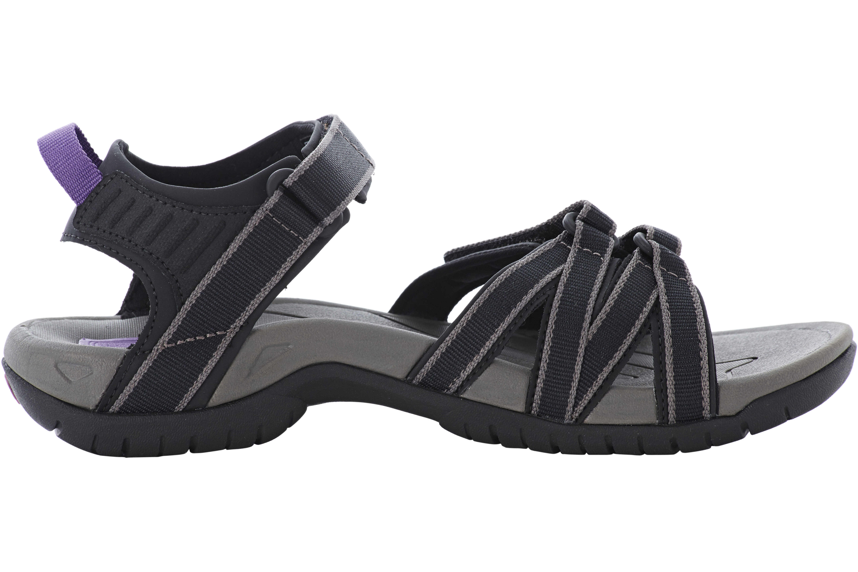 info for 3cea0 73c4f Teva Tirra Sandals Damen black/grey